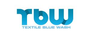 Textile Blue Wash